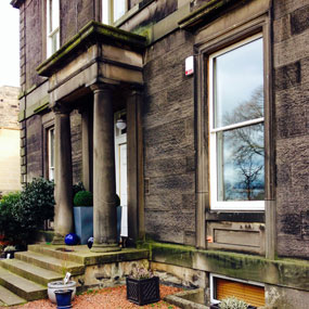 Domestic Architectural Project Edinburgh